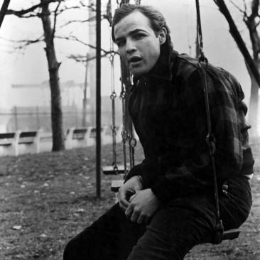ON THE WATERFRONT, Marlon Brando, 1954, swing